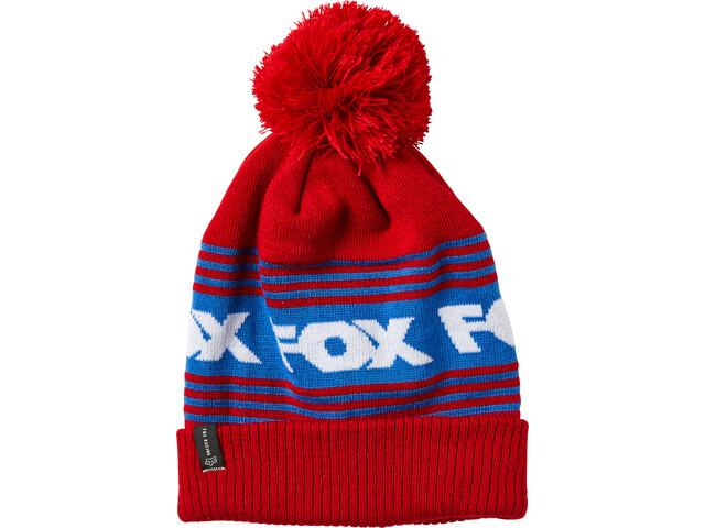 Fox Frontline Beanie Men, czerwony